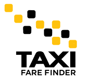 Taxi Fare Finder Main Logo - Japan