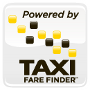 Taxi Fare Finder Powered By 90 pixels white box