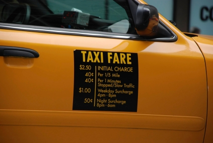 Tff News How To Tip Your Taxi Driver
