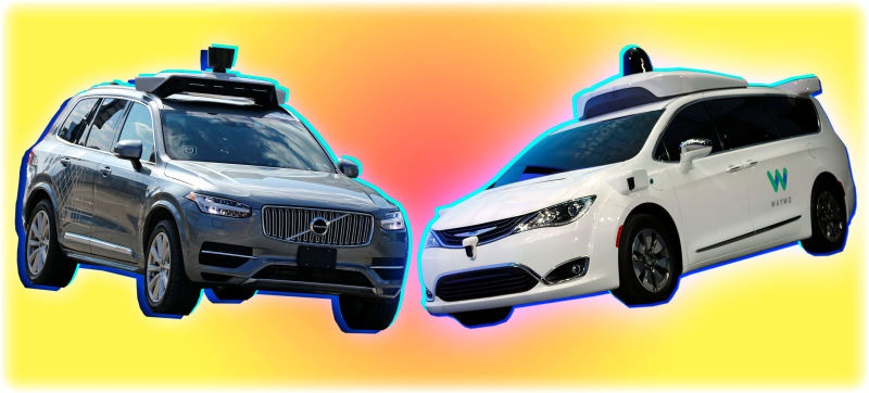 Whos Winning In Self Driving Cars