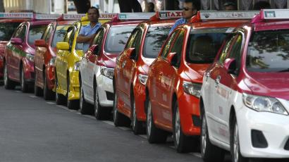 Taxi Scams in Asia