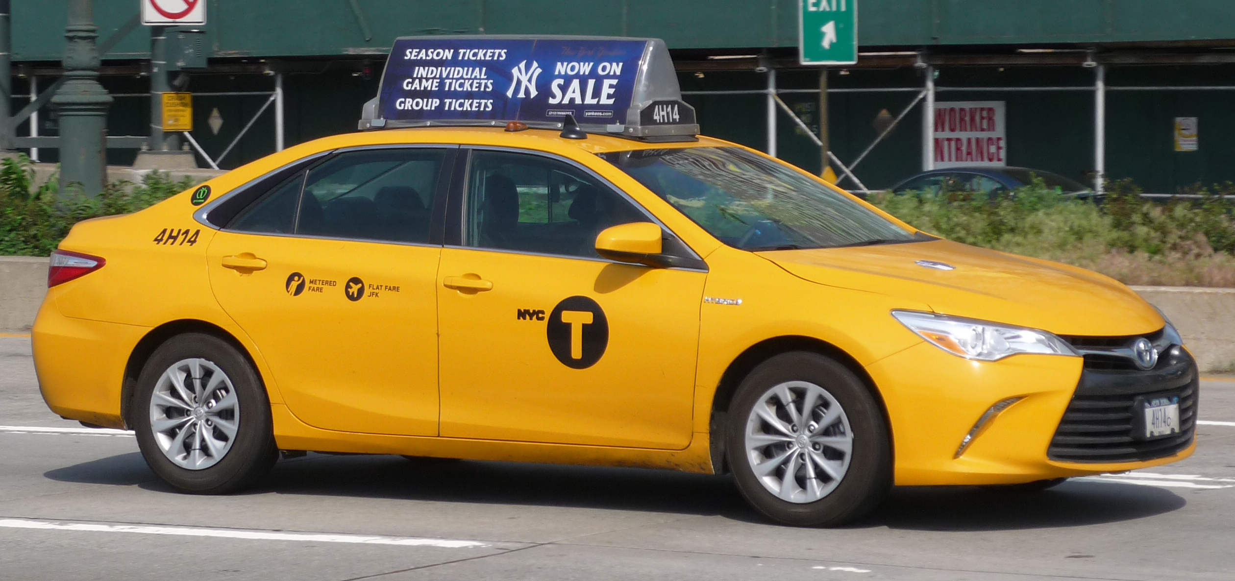 NYC Taxi Surge Pricing